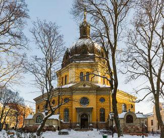 Hedvig Eleonora Kyrkan